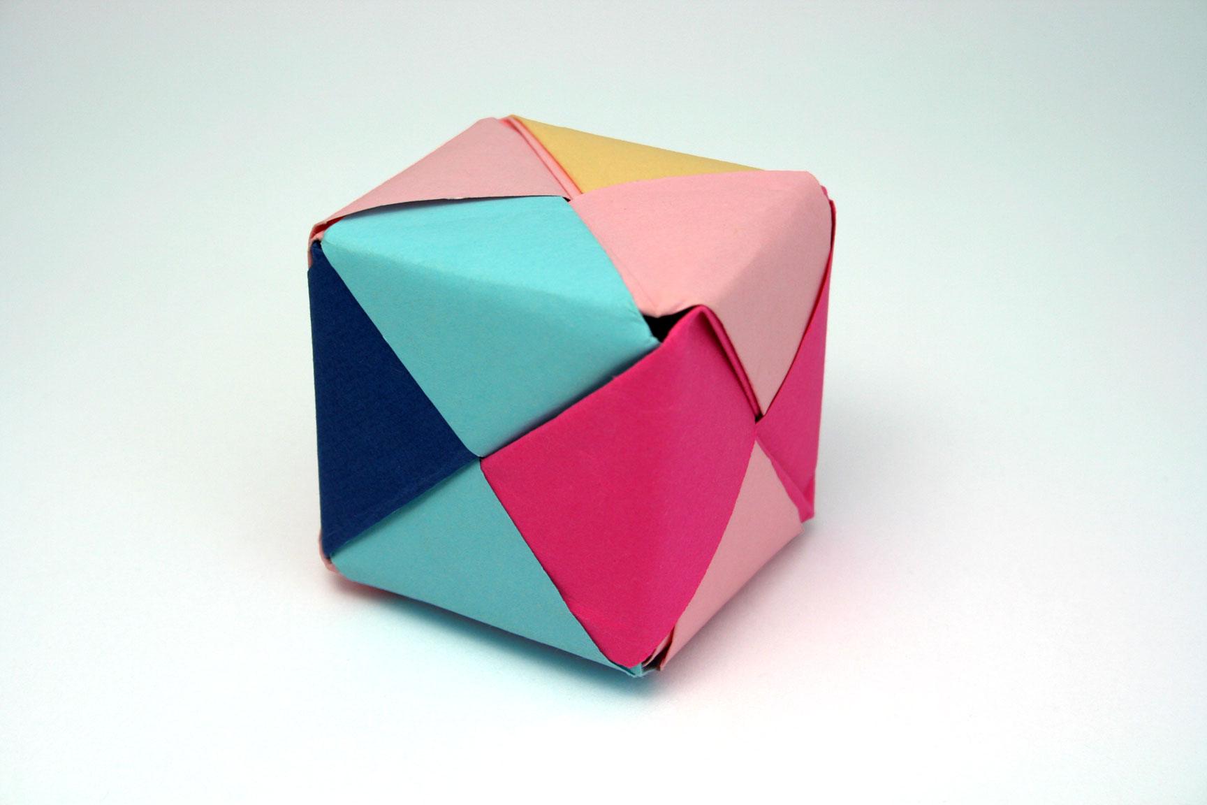 origami art and math hollymath