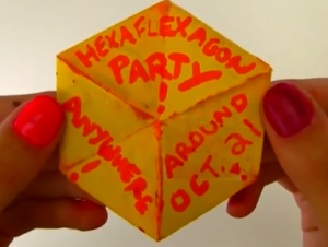hexaflexagonparty